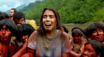 the Green Inferno troppo spaventoso