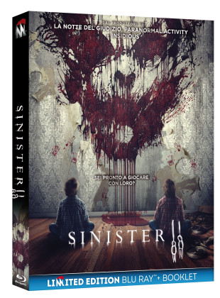 Sinister 2 - Blu Ray Limited Edition
