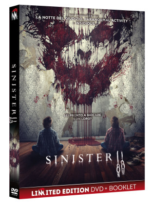 Sinister 2 - Dvd Limited Edition