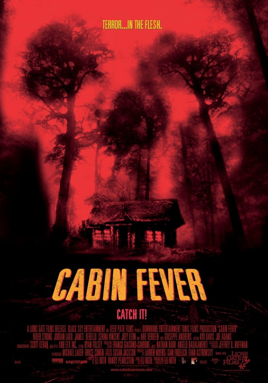 eli roth Cabin Fever (2002)