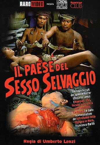 cannibal horror italiano