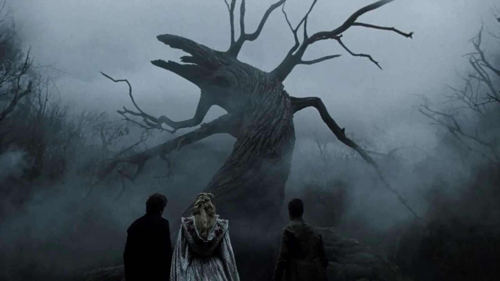 Una scena de Il mistero di Sleepy Hollow (1999)