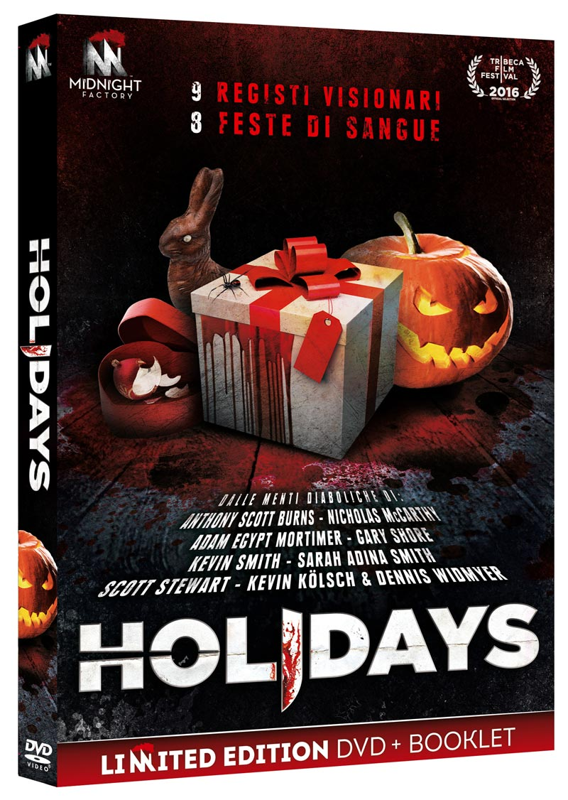 Holidays Horror