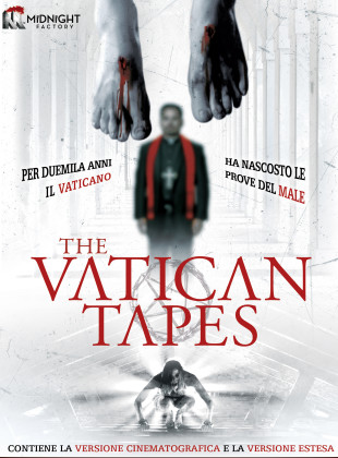 The Vatican Tapes - locandina