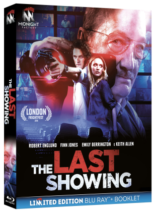 The Last Showing Limited Edition Blu Ray + Booklet