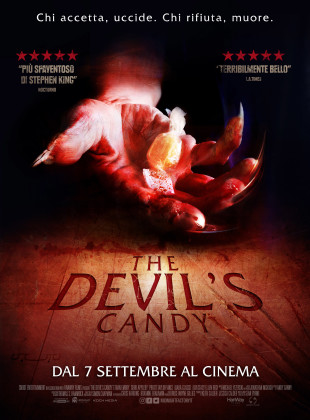 The Devil's Candy - locandina