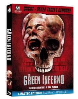 The Green Inferno Film Midnight Factory