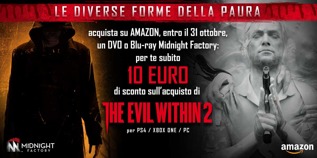 Midnight Factory The Evil Within 2